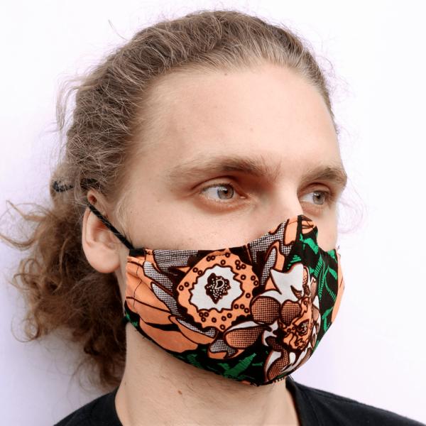 Behelfsmaske Schutzmaske Maske