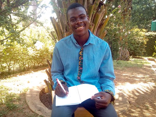 Patrick Chipalasa - Projektkoordinator